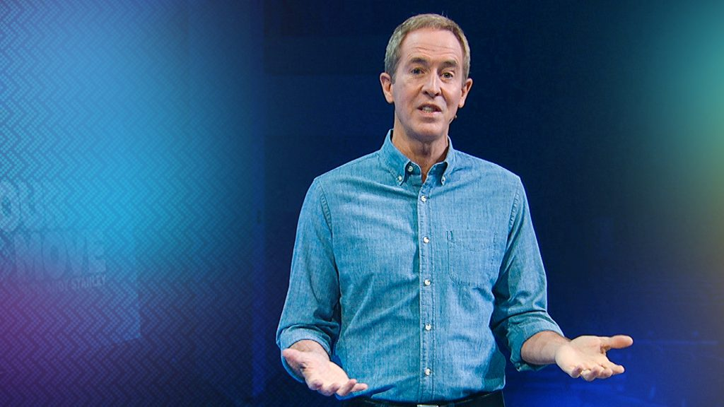 Andy Stanley Says He is 'Embarrassed as a Christian' by Churches Who Fought With Government and Accused Government of Shutting Down Churches When They Were Really Looking Out for the Good of the Churches and Community